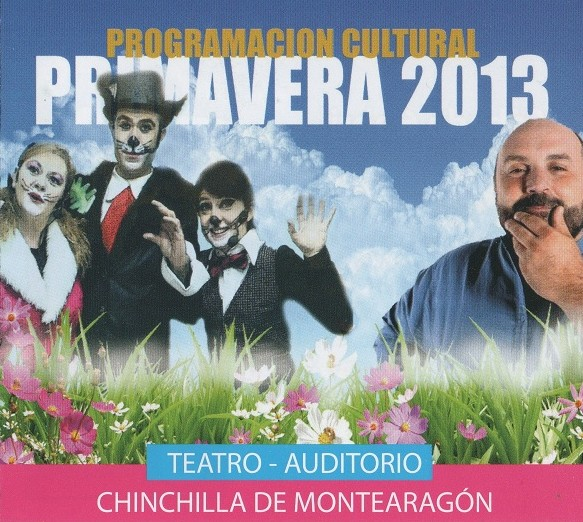 Teatro Chinchilla - Primavera 2013